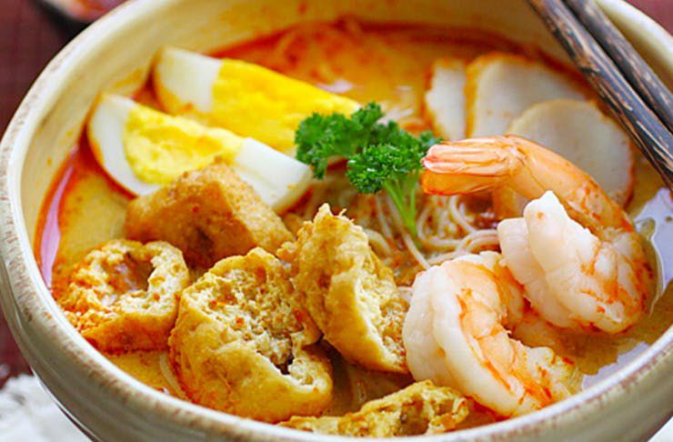 Taste of Malaysia in Perth City