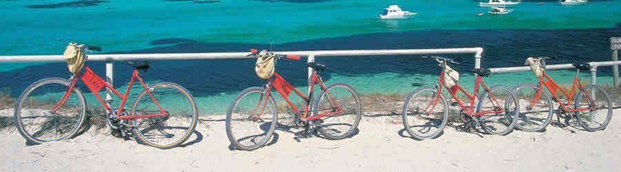 Perth's summer getaway: Rottnest Island