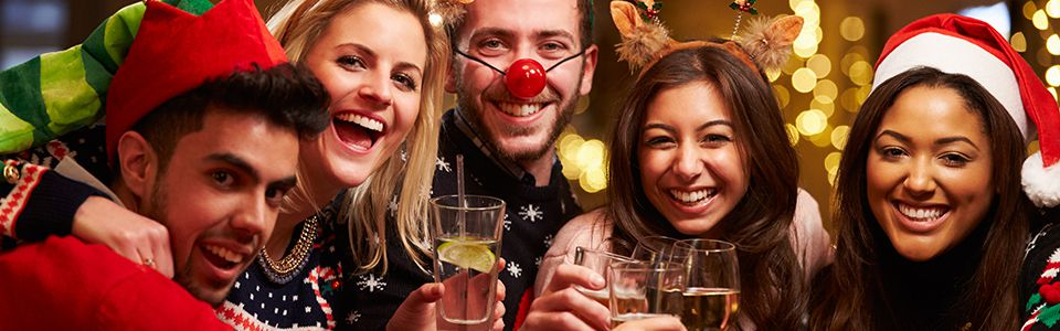 10 things not to do at your work Christmas Party