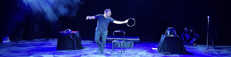 Holiday Inn Perth City Centre - What's On at Fringe World for Kids - Pierre Ulric Magician