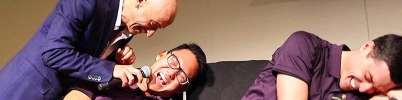 Holiday Inn Perth CIty Centre - What's On at Fringe World - Matt Hale Comedy Hypnotist