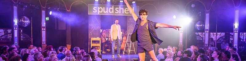 Holiday Inn Perth City Centre - What's On at Fringe World - Tony Galati the Musical