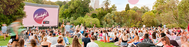 Holiday Inn Perth City Centre - What's On This Valentine's Day - Moonlight Cinema