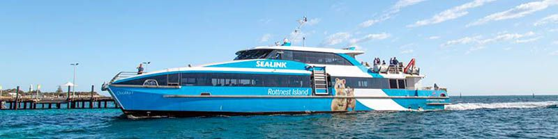 Holiday Inn Perth - Sealink - family fun