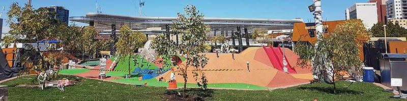 Holiday Inn Perth - Yagan Square Play Space - Family Fun