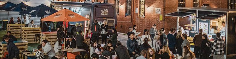 Holiday Inn Perth City Centre - What's On - Perth Mess Hall Food Trucks - Winter 2019