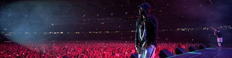 Holiday Inn Perth City Centre - Optus Stadium - Music Concerts Eminem