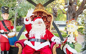 What's on this Christmas in Perth City