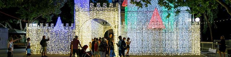 Holiday Inn Perth City Centre - Perth Christmas 2019 - Christmas Lights Trail