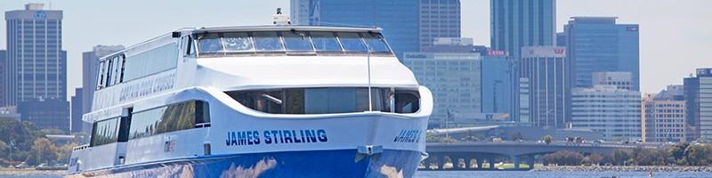 Holiday Inn Perth City Centre - Perth Tours - Explore - Captain Cook Cruises
