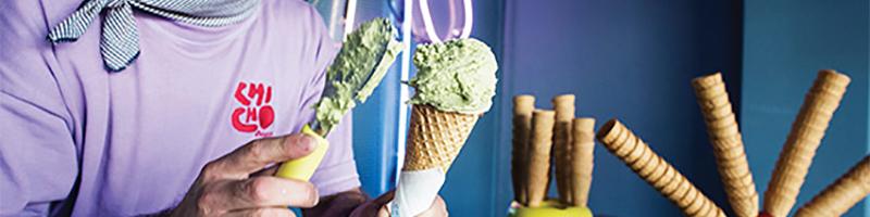Holiday Inn Perth City Centre - Perth's Best Dessert Bar Chi Cho Gelato