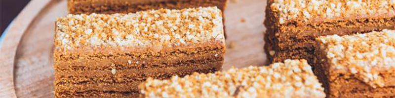 Holiday Inn Perth City Centre - Perth's Best Dessert Bar The Honey Cake