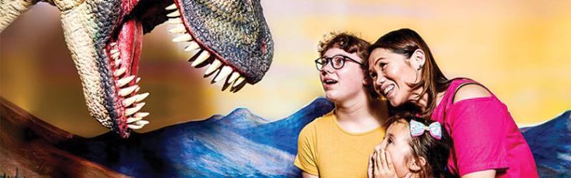 Scitech dinosaurs